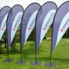 Beachflags S-Immobilien