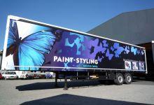 LKW Planendruck PaintStyling