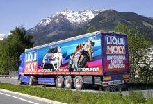 LKW-Planendruck Liqui Moly