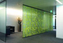 """Glasgestaltung """"CHARAKTER"""" Marbod Fritsch 2010"""