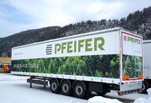LKW-Planendruck Pfeifer