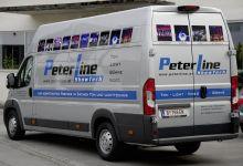 Fahrzeugbeschriftung – Peter Line Showtech