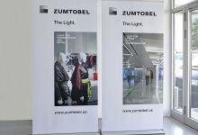 Roll Up Zumtobel Lighting
