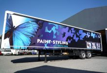 LKW Planendruck PaintStyling