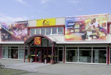 Fassadentransparente Gienger Gruppe