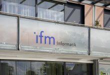 Glasgeländer – IFM Informatik